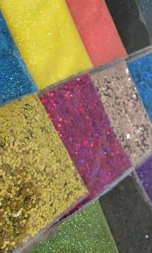 Onde comprar glitter para artesanato